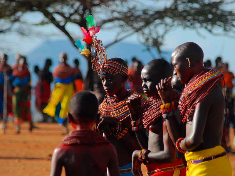 Viaggi Kenya