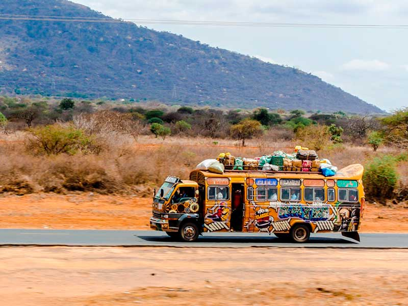 È sicuro viaggiare in Kenya?